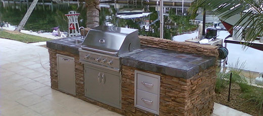 outdoor kitchen pergola diy outdoor kitchen home